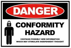 Conformity_plackard