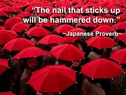 Conformity_umbrellas