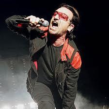 Bono_singing