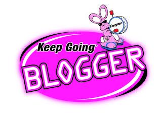 KeepGoingBlogger