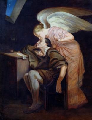 Angel-muse
