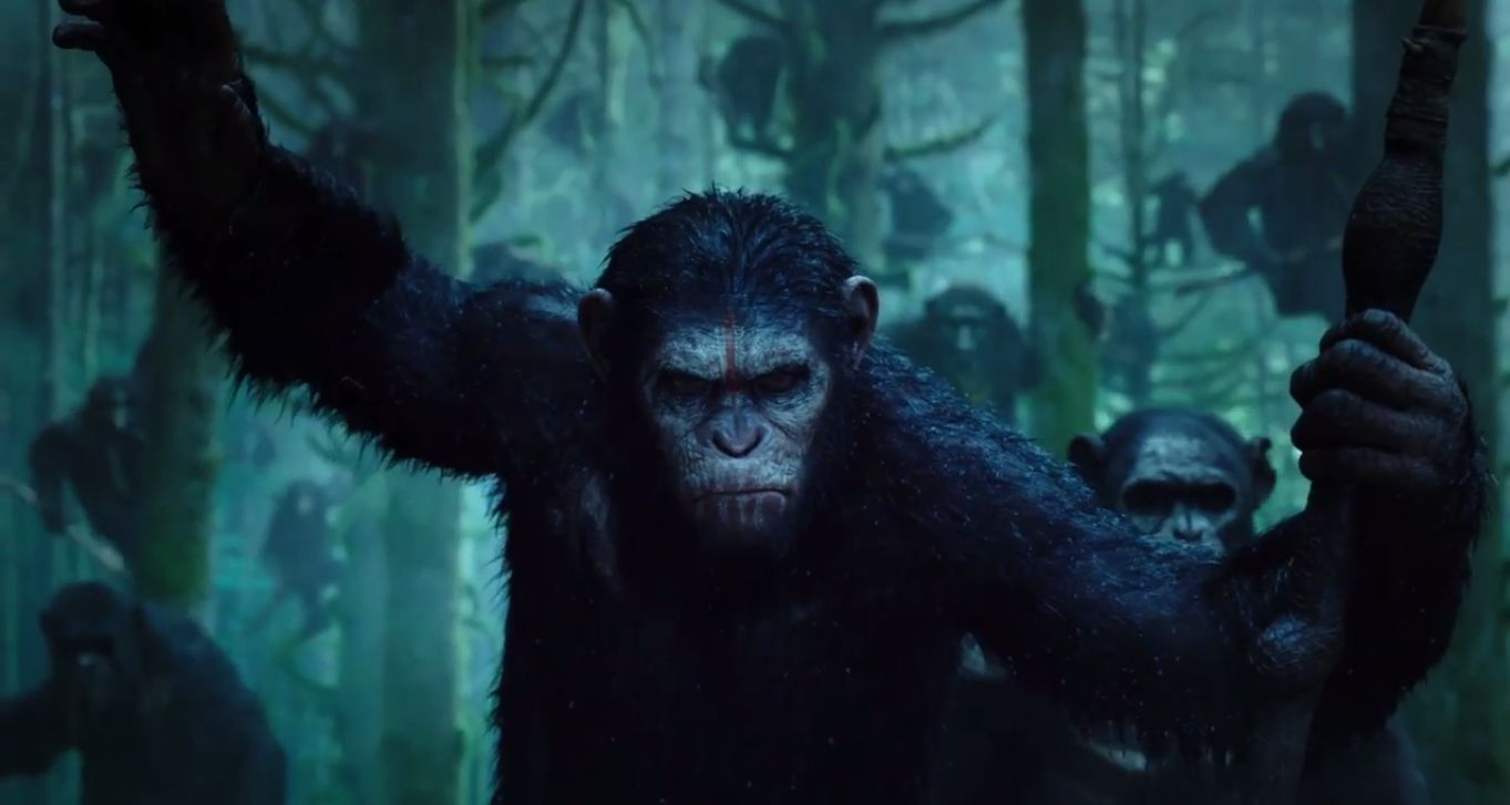 Uninteresting World Building Dooms Dawn Of The Planet Of The Apes