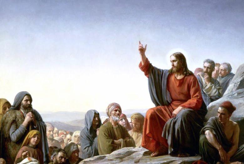 Jesus+teaching+crowds