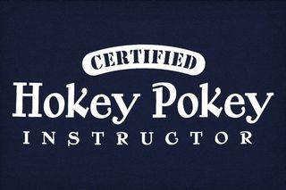 Certified-hokey-pokey-instructor-poster