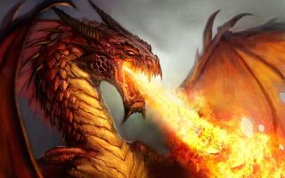 Fire-breathing-dragon-1