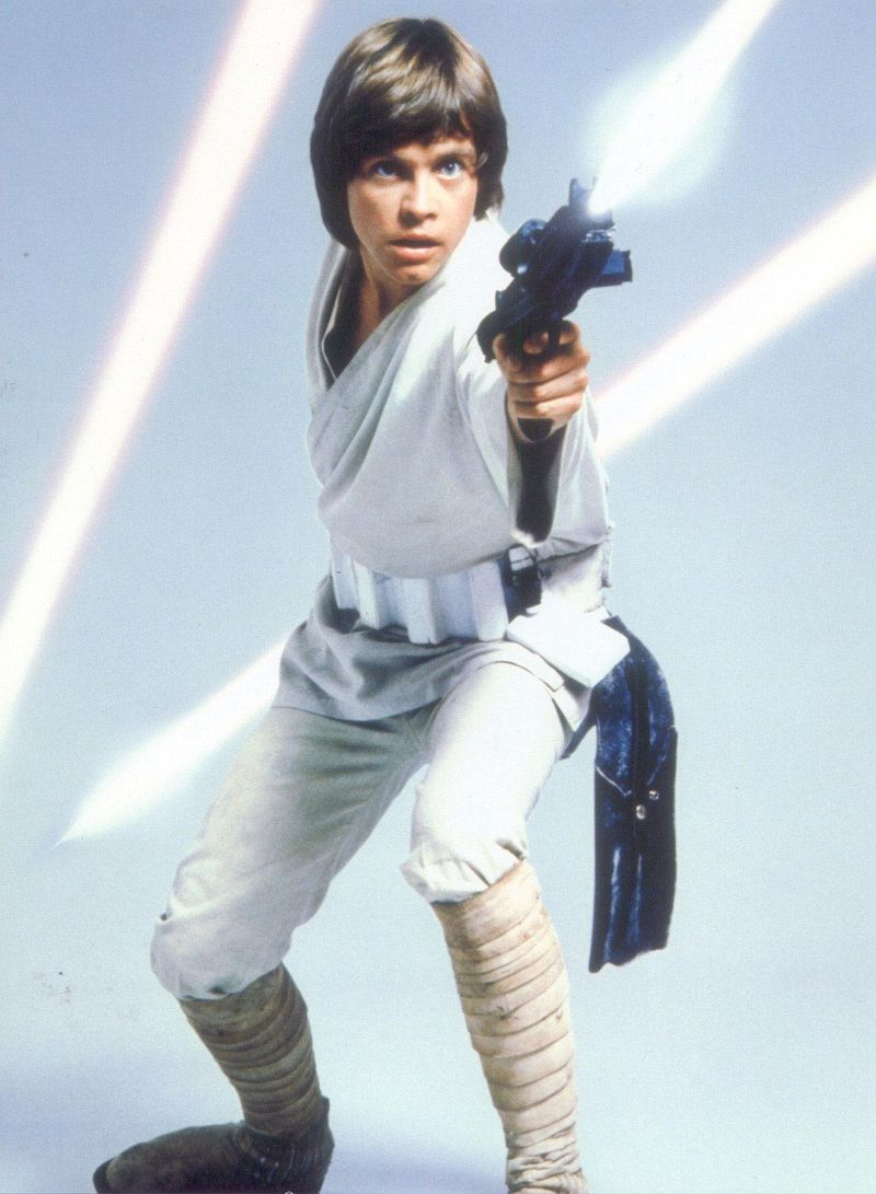 luke skywalker as an archetypal hero in star wars a movie series by george lucas The film by george lucas, star wars is the perfect example of classical ancient and time-worn heroic epics for several reasons luke skywalker in star wars embodies the major qualities of some of history and literature's most when watching the original films in the first lucas series of star wars.