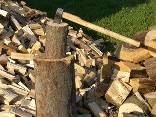 Choppingfirewood