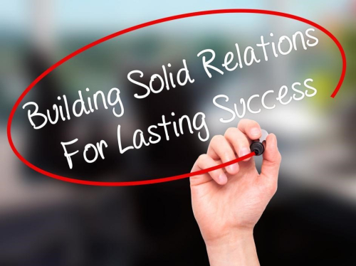 Building-solid-relationships