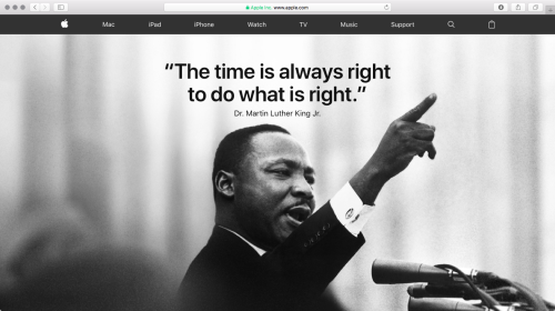 Martin-Luther-King-Jr-Day-2018-apple-homepage
