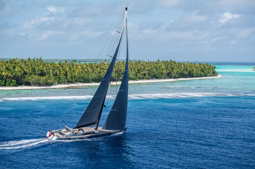 Sarissa in the South Pacific 2
