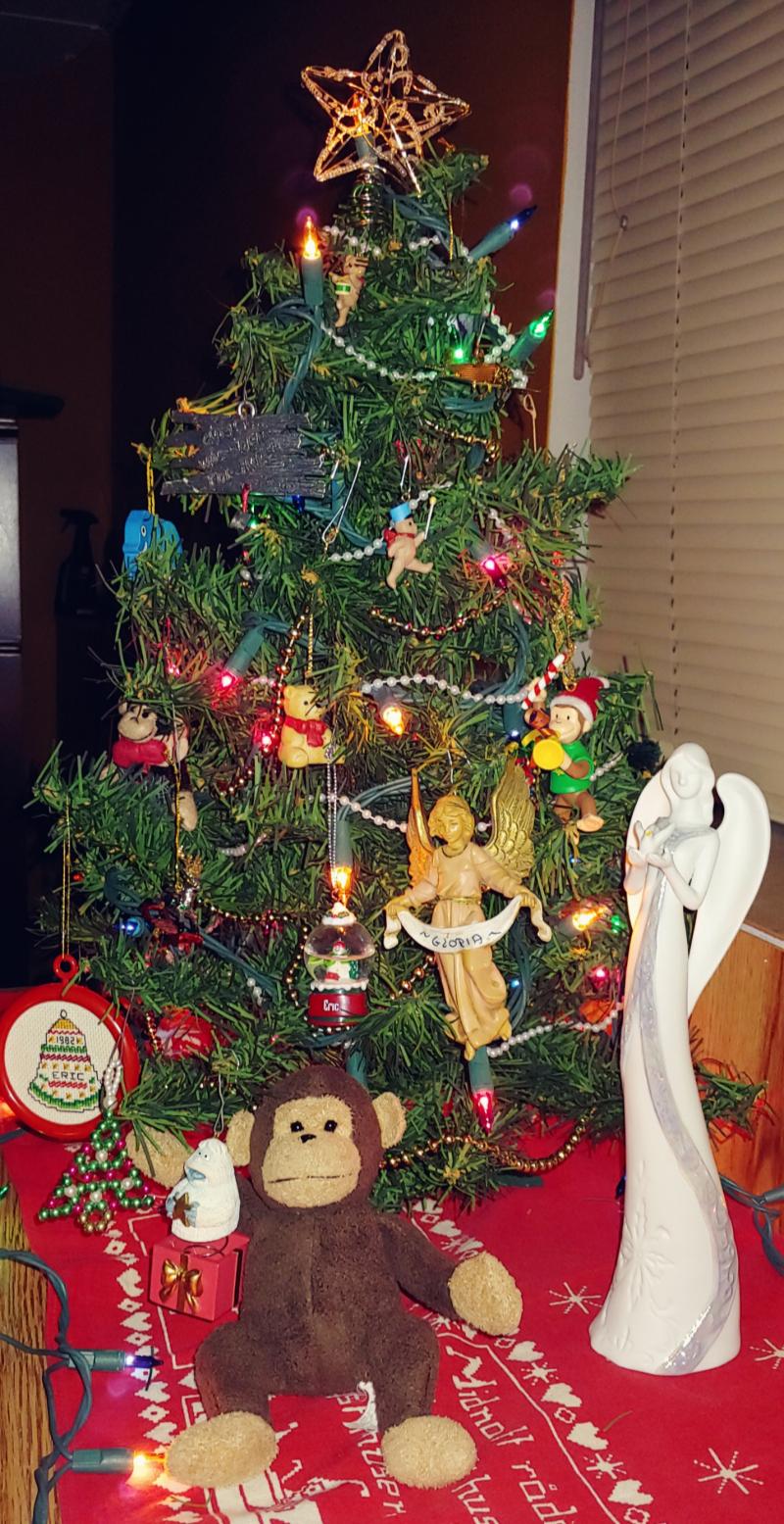 Christmas&Chimpy